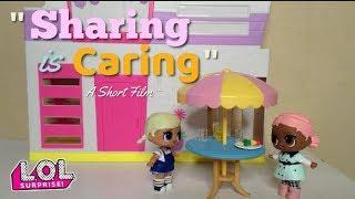 shareing and careing