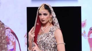Asiana Bridal Show Birmingham 2015: Hoor By Qasim