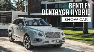 Bentley Bentayga Hybrid - Show Car
