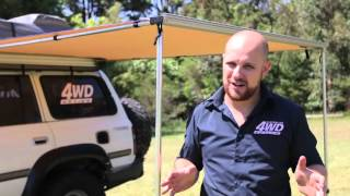 4WD Action: Kalahari Awning Special Deal!