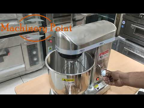 7 Liters Electric Stand Dough Mixer Machine