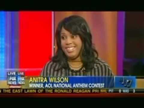 Anitra Wilson on Fox & Friends (NYC)