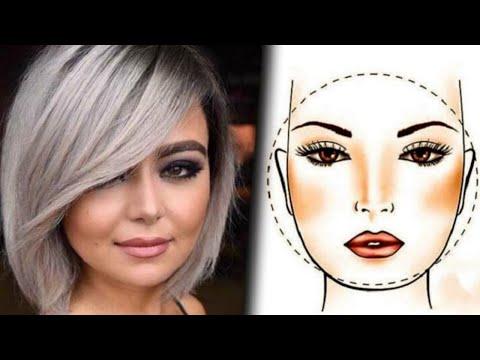 Выбирай стрижку по форме лица. И будешь самой красивой