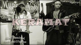 KERAMAT [Akustik Dangdut] Ala RhenKosh & Yoga Espe {Cipt. Rhoma Irama}