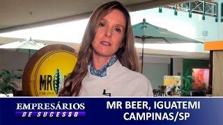 MR BEER, IGUATEMI CAMPINAS/SP, EMPRESÁRIOS DE SUCESSO VTV SBT