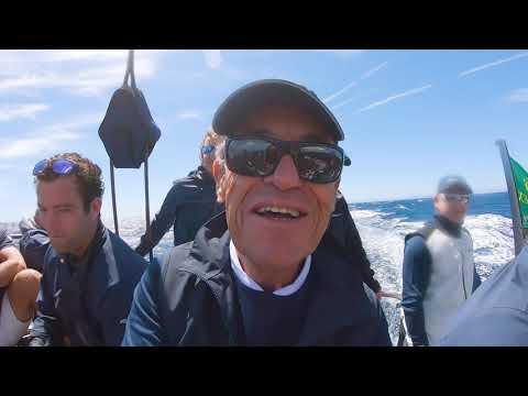 Rolex Giraglia Race på Magic Carpet³