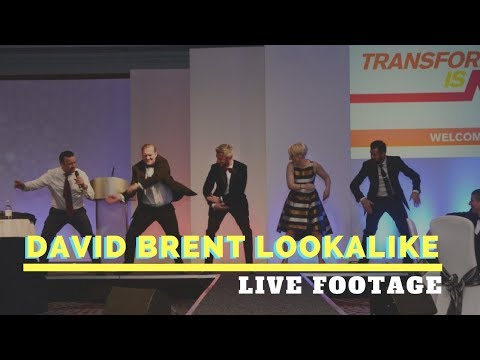 David Brent Lookalike Video