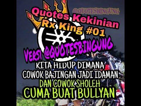 Kata Kata Anak Rx King 135 Cc Sanda Dias Video Free