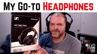My GO-TO studio monitor headphones | Sennheiser HD 280 Pro