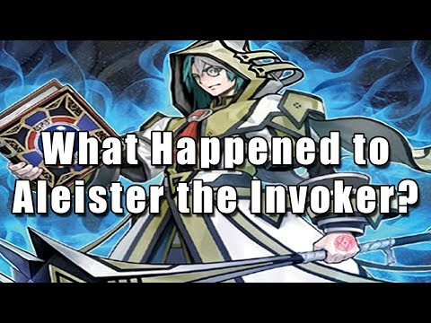 What Happened to Aleister the Invoker?
