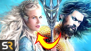 Let's Fix How Aquaman Becomes King Of Atlantis