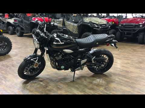 2018 Kawasaki Z900RS in Murrieta, California