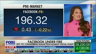 Fox Business: Facebook Under Fire, Amazon Ring Hacked