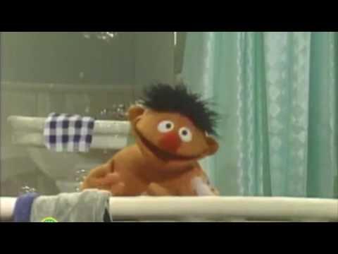 Sesamstraat - Zoek De Zeep - Ernie