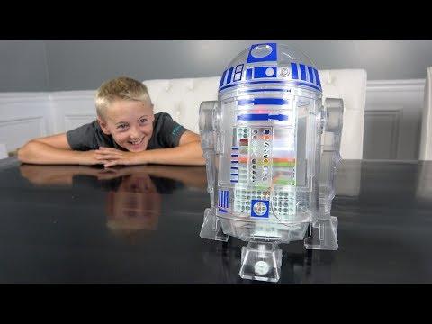 Leiutajakomplekt Littlebits Star Wars Droid Inventor Kit Lb-680-0011-eu