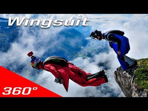 360 Wingsuit Yolculuğu