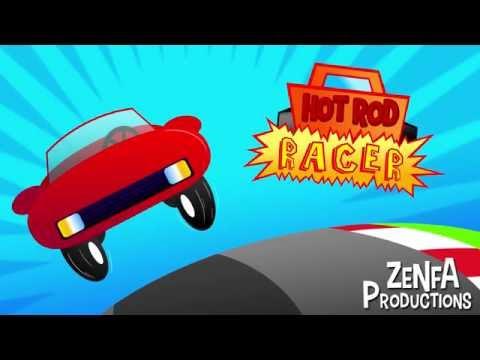 Hot Rod Racer - Wii U Trailer thumbnail