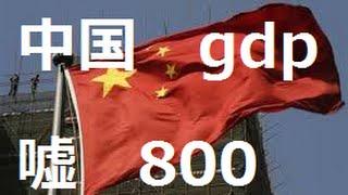 中国GDP偽装中国の国内総生産偽装世界の工場ほころび偽りのGDP中国GDP統計が嘘鉄道貨物量中国が通貨人民元を国際通貨基金国際準備通貨SDR認定
