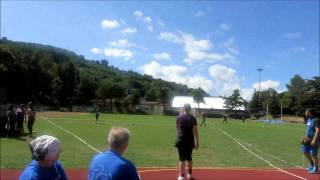 preview picture of video 'World Cup 5/2014 of bootthrowing in Ascoli Piceno'