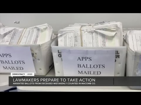 Lawmakers prepare to take action over dead people's votes being counted