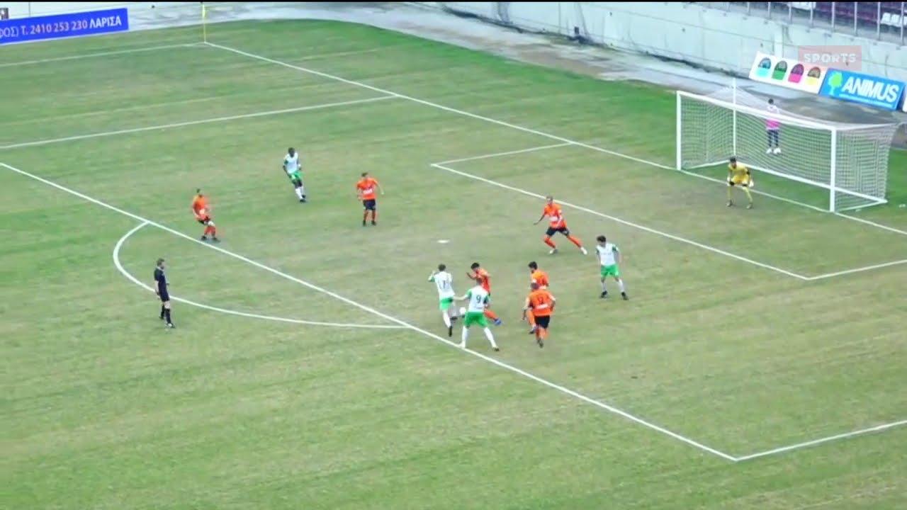 Super League 2 | Απόλλων Λάρισας – Καραϊσκάκης 3-0 | HIGHLIGHTS | 07/02/21 | ΕΡΤ