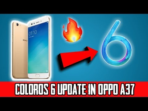OPPO A37 2019 Latest Theme Store 6 0 1 Update - смотреть онлайн на
