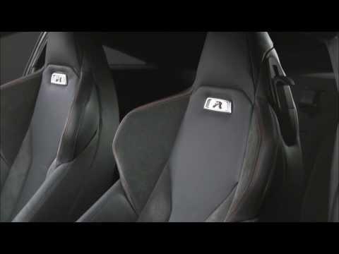 New Peugeot RCZ-R interior Interieur - Autogefühl Autoblog