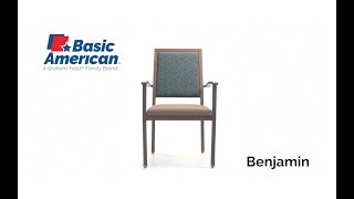 Benjamin Stack Arm Chair