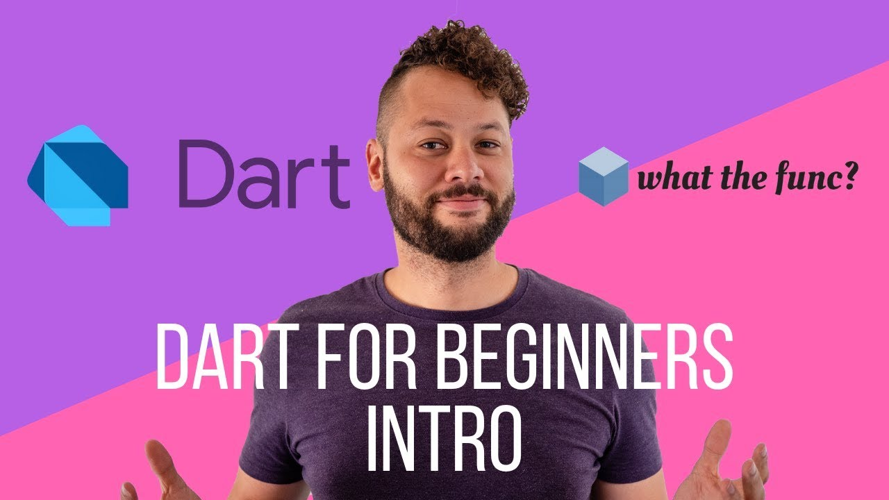 Dart for Beginners - Intro