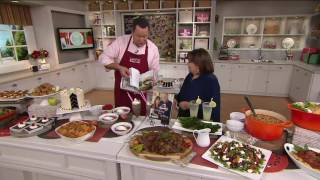 """""""Cooking for Jeffrey"""" Cookbook by Ina Garten on QVC"""