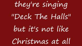 Mariah Carey - Christmas (Baby Please Come Home) (lyrics on screen)