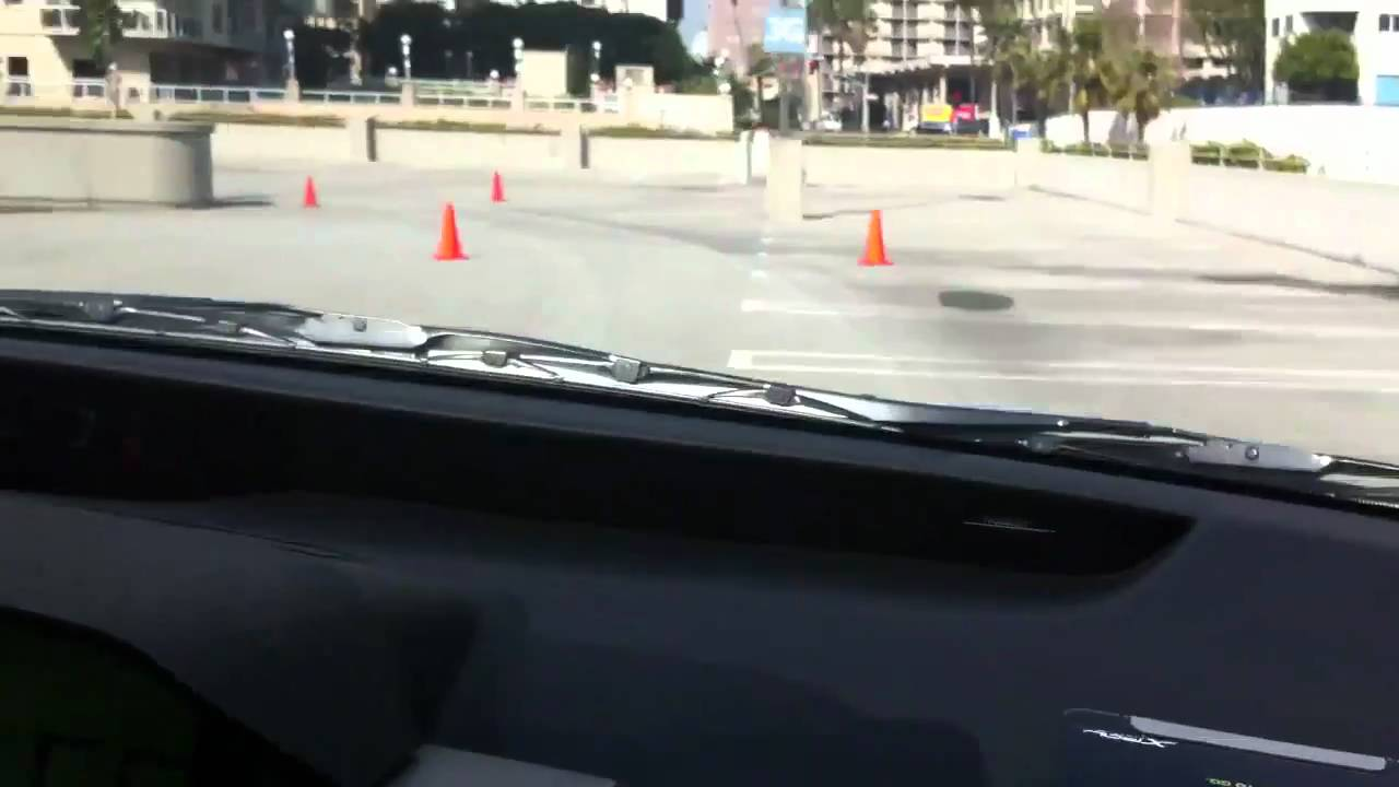 The View From The Google Self-Driving Car's Cockpit