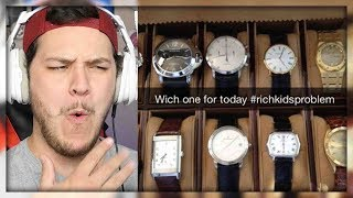 The Rich Kids Of Snapchat - Reaction