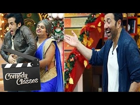 Comedy Classes | Tusshar Kapoor & Sunny Deol Get C