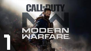 CALL OF DUTY MODERN WARFARE | Let's Play #1 [FR]