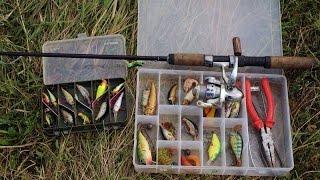 Рыбалка как выбрать приманку для спиннинга
