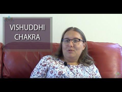 The Vishuddhi Chakra