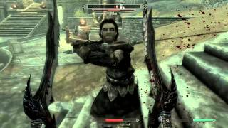 [Skyrim Mod Test] The Dance of Death - Gameplay HD