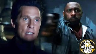 The Dark Tower Official Trailer #1 Teasers REVEALED & Analysis