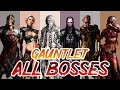 Gauntlet: Seven Sorrows All Bosses Ending