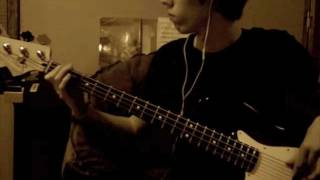Summer Skin - Death Cab For Cutie (Bass Cover w/ TABS)
