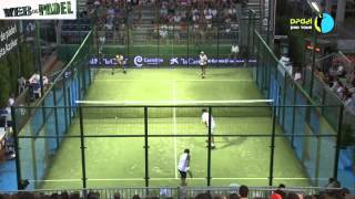 preview picture of video 'Final Padel Pro Tour Benicassim 2010'