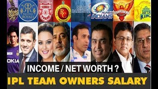 Who is owner csk team