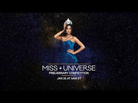 65th Miss Universe Preliminary Competition in Manila