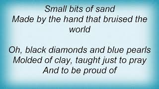 Angie Stone - Black Diamonds & Blue Pearls Lyrics