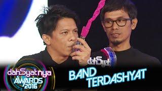 Kategori Band Terdahsyat [Dahsyat Awards 2016] [25 Jan 2016]