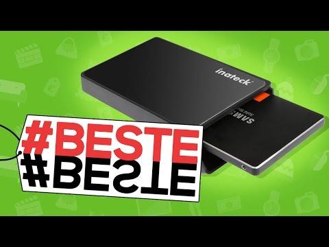 Das beste SSD Gehäuse für unter 15 Euro #BESTE