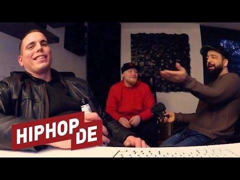 Pedaz zeigt sein neues Album! Stories über 257ers, PA Sports, Ruhrpott etc. (Interview) #waslos