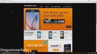 How to activate a boost mobile phone on the new boost mobile webiste (HD)