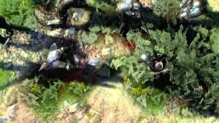 The Witcher 3 - (Cutscene) Geralt, Lambert, & Letho vs The Wild Hunt
